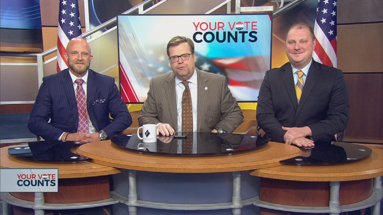 Your Vote Counts: Economic Outlook Upgraded, Education Spending, & Commuting Sentences