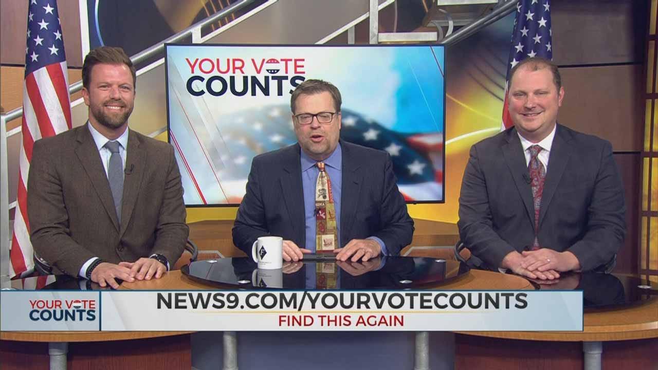 Your Vote Counts: Criminal Justice Reform