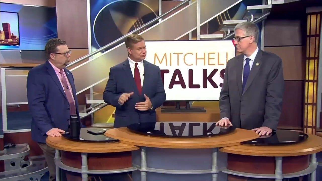 Mitchell Talks: Chickasaw Nation Reacts To Gov. Stitt's Renegotiation Insistence