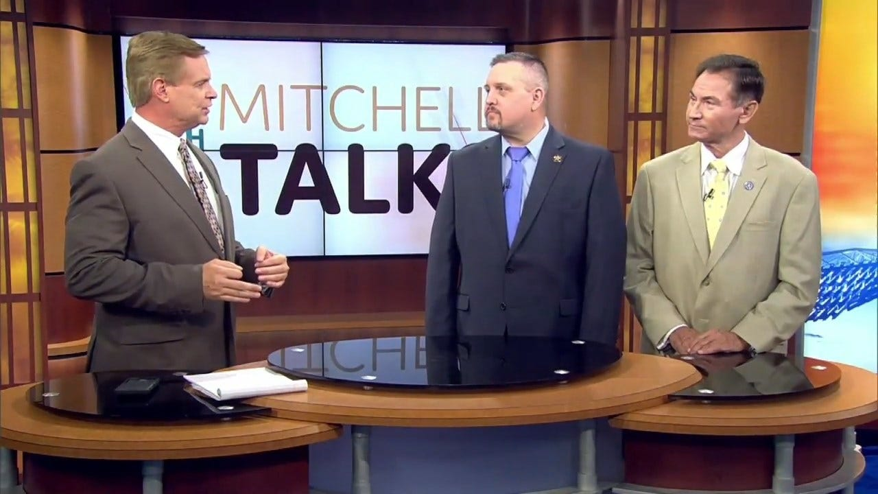 Mitchell Talks: Making Hate Crimes More Than A Misdemeanor In Oklahoma