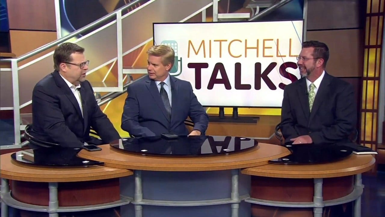 Mitchell Talks: With Criminal Justice Reform, How Much Is Too Much?