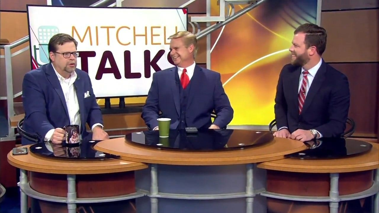 Mitchell Talks: Medicaid Expansion, Political Infighting & Twitter Firestorm