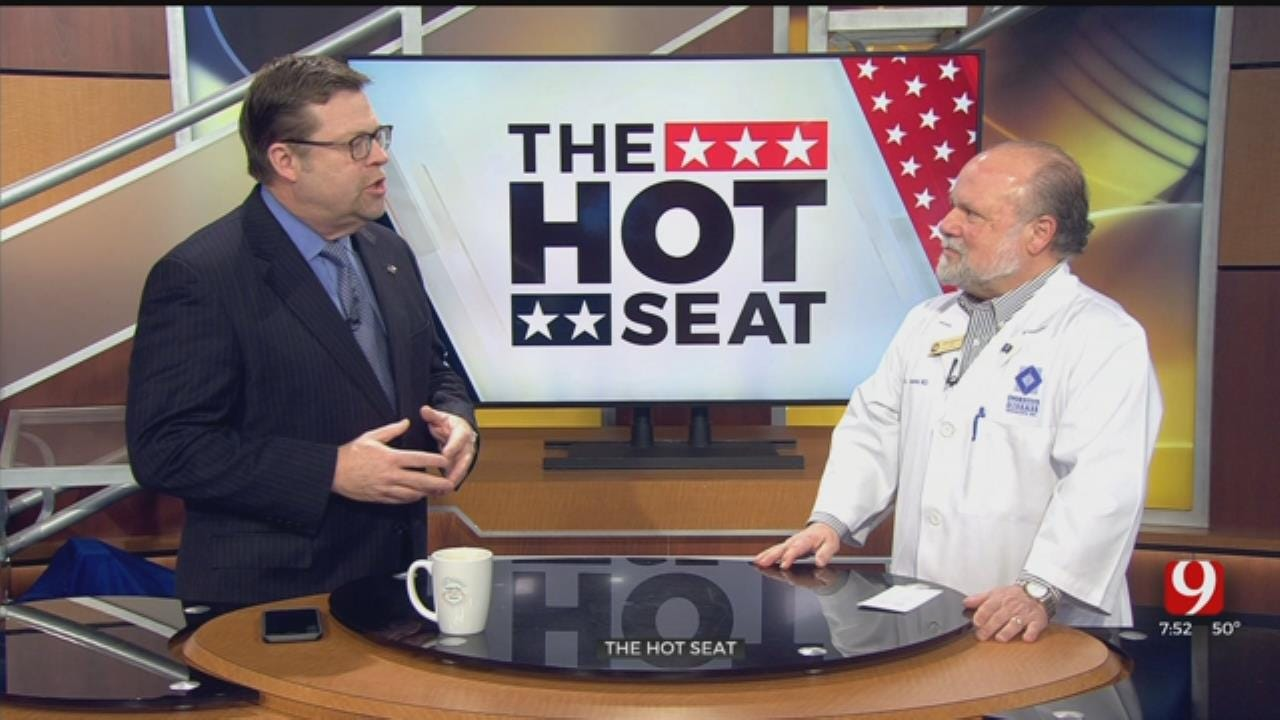 The Hot Seat: New OSMA President Dr. Larry Bookman Talks About His Mission