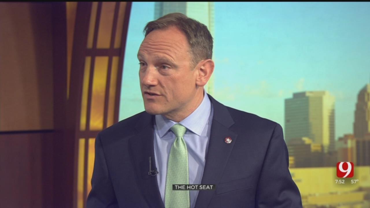 The Hot Seat: Secretary Of Health Jerome Loughridge