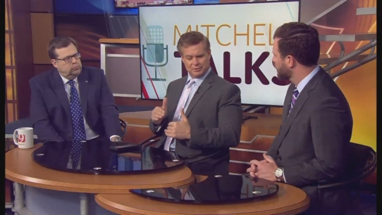MitchellTalks: Why Is Oklahoma Office Of Management & Enterprise Services (OMES) Asking For More Money?