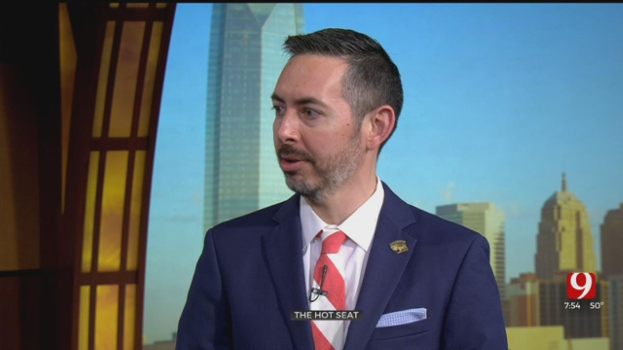 The Hot Seat: Transparency In Oklahoma Government