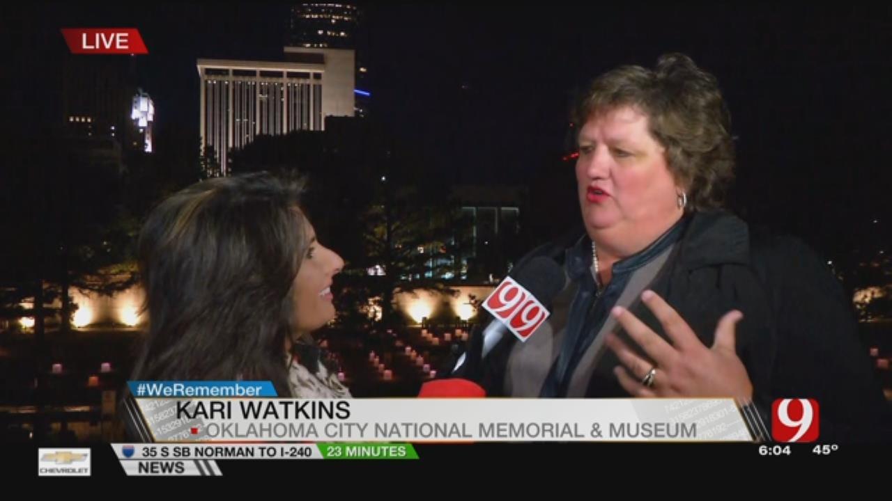 Interview With OKC Memorial Executive Director Kari Watkins