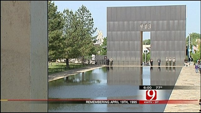 Oklahomans Mark 17 Years Since Murrah Building Bombing