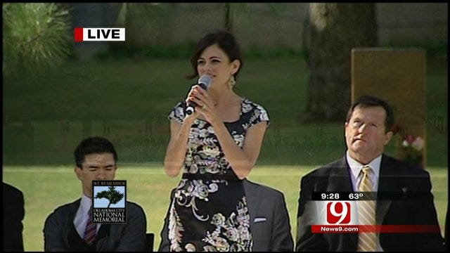 Remembrance Ceremony: Special Song In Honor Of Victims