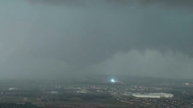 Video Compilation Of Every May 6 Tornado Recorded By SkyNews 9