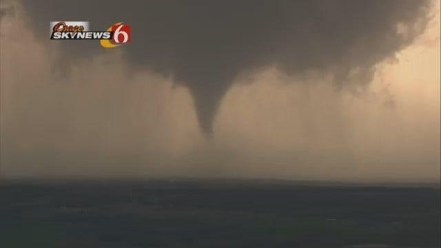 Osage SkyNews 6: Tornado Near Duncan