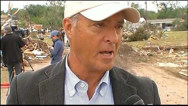 WEB EXTRA: News 9's Rusty Surette Interviews Granbury, Texas Mayor
