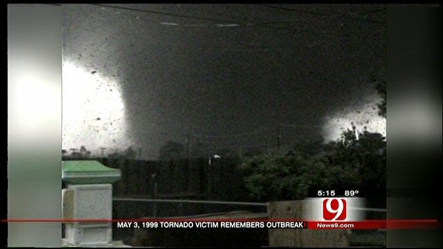 Oklahoma Survivor Of May 3rd Tornado Shares Her Story