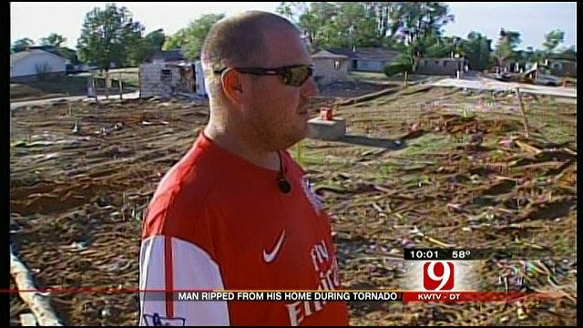 Woodward Man Blown Away From His Home During Deadly Tornado