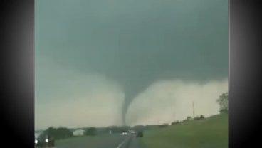 WEB EXTRA: Chickasha Tornado