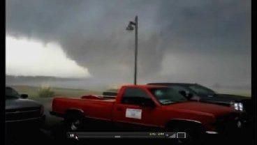 WEB EXTRA: Longdale Tornado