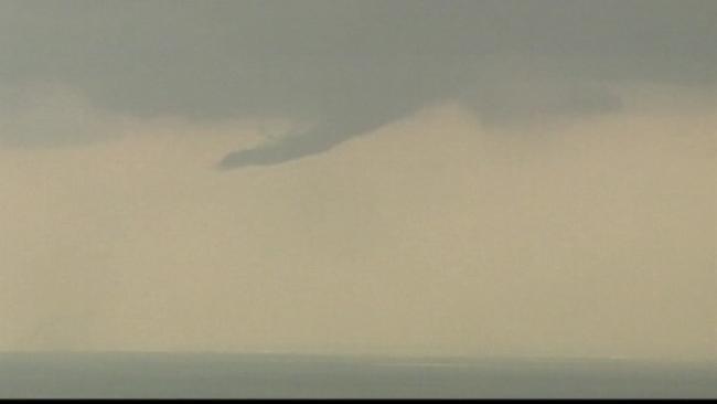 WEB EXTRA: Video Of Okeene Tornado On Monday