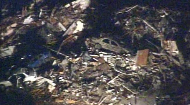 SKYNEWS6: Scenes From Joplin, Missouri Tornado Damage