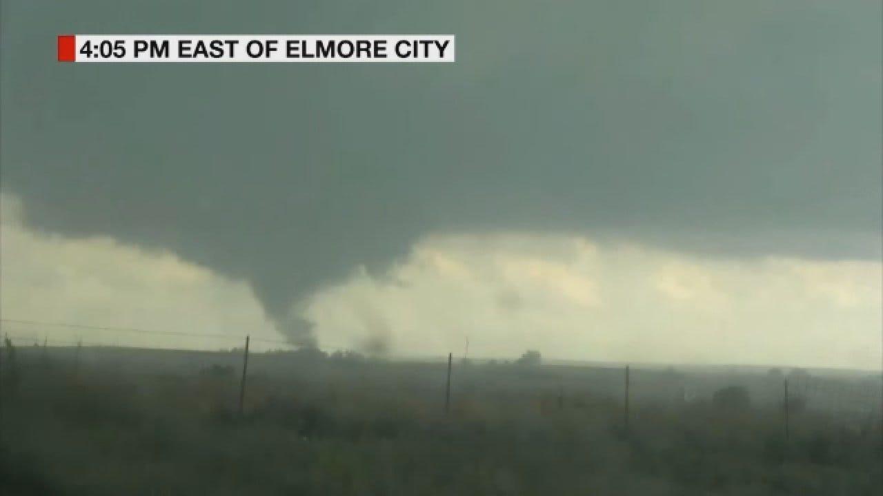 WEB EXTRA: Elmore City Tornado