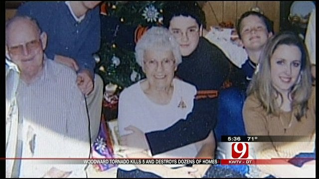 Woodward Survivor Lived Through 1947 Disaster As Well