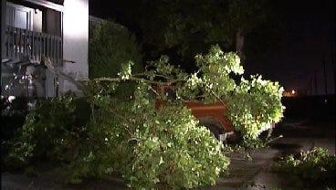 WEB EXTRA: Tulsa Storm Damage