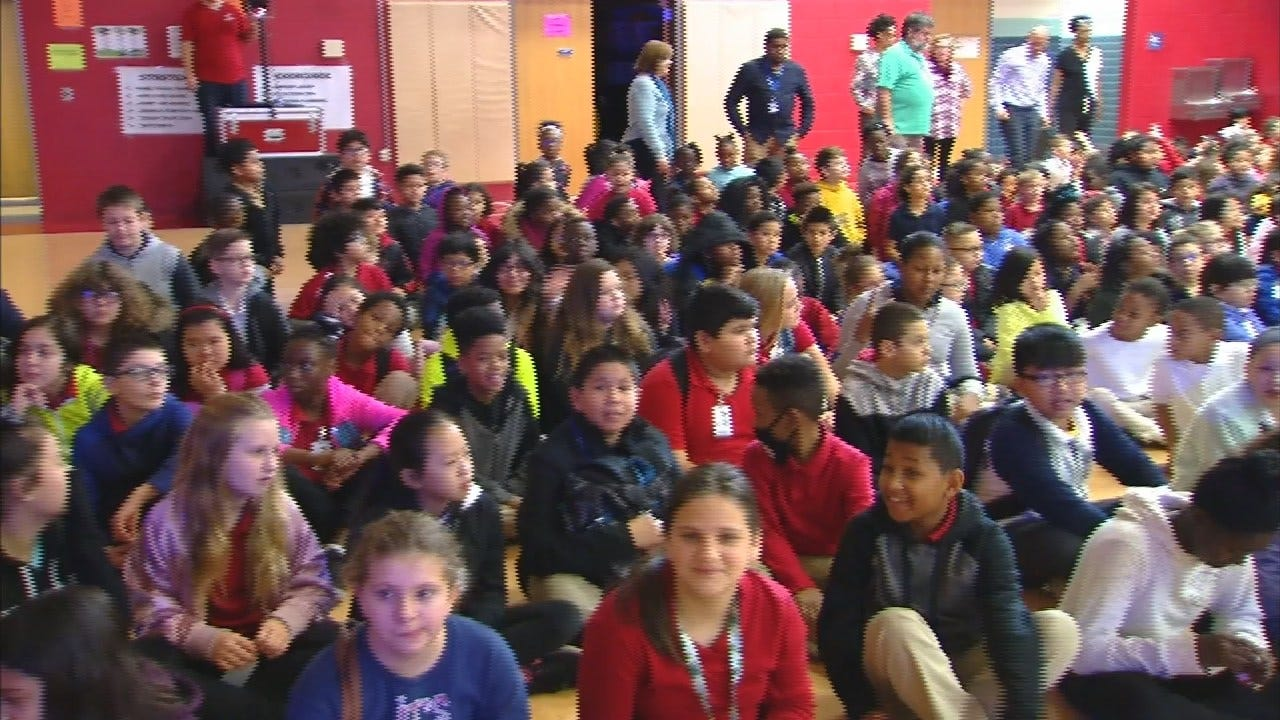 Monroe Elementary Wild Weather Camp