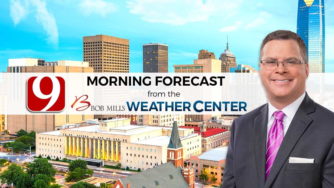 Jed's Monday Bus Stop Forecast