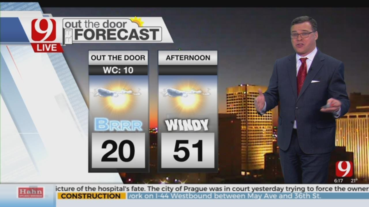Jed's Wednesday Bus Stop Forecast