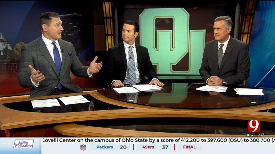 Dusty, Lee & John Talk All Things OU And OSU Football