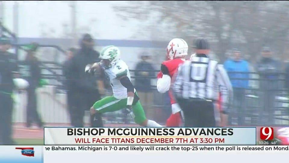 Bishop Kelley vs Bishop McGuinness