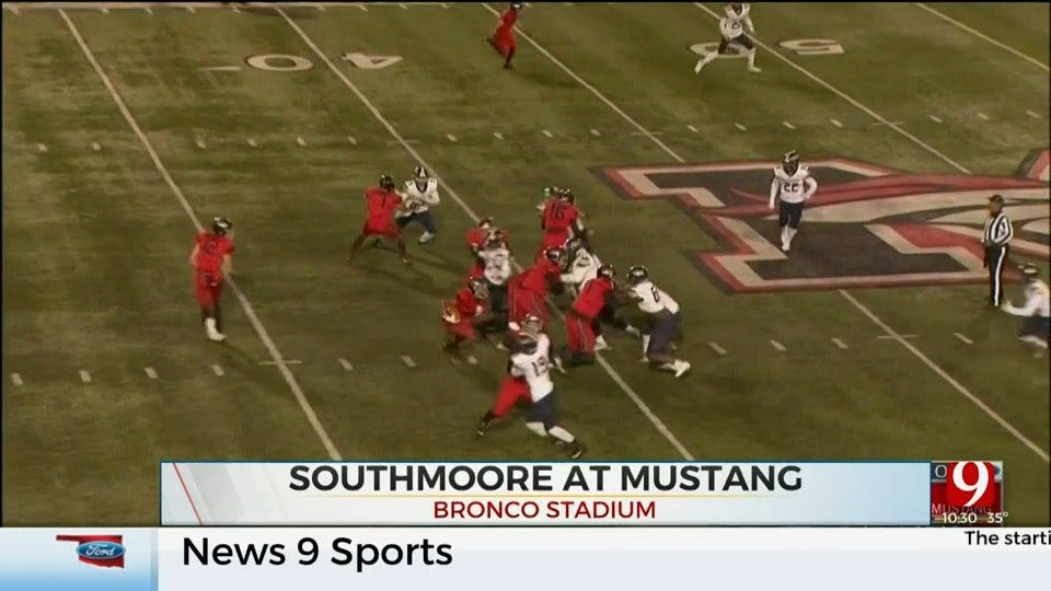 Mustang vs. Southmoore