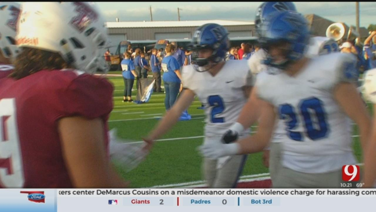 Tuttle Opens Season With Big Win Over Newcastle