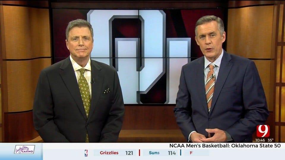 College Basketball Update: OU, OSU, TU and ORU