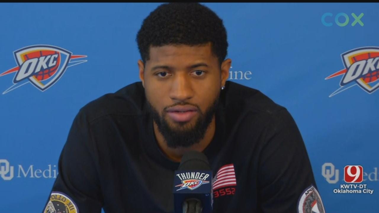Paul George's 2018-19 Exit Interview