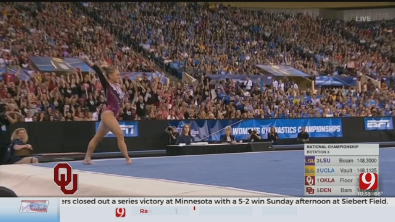 OU Women's Gymnastics: Sooners Win 4th National Title