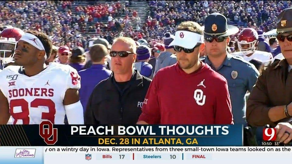Dusty Dvoracek Looks Ahead To OU, OSU's Bowl Games