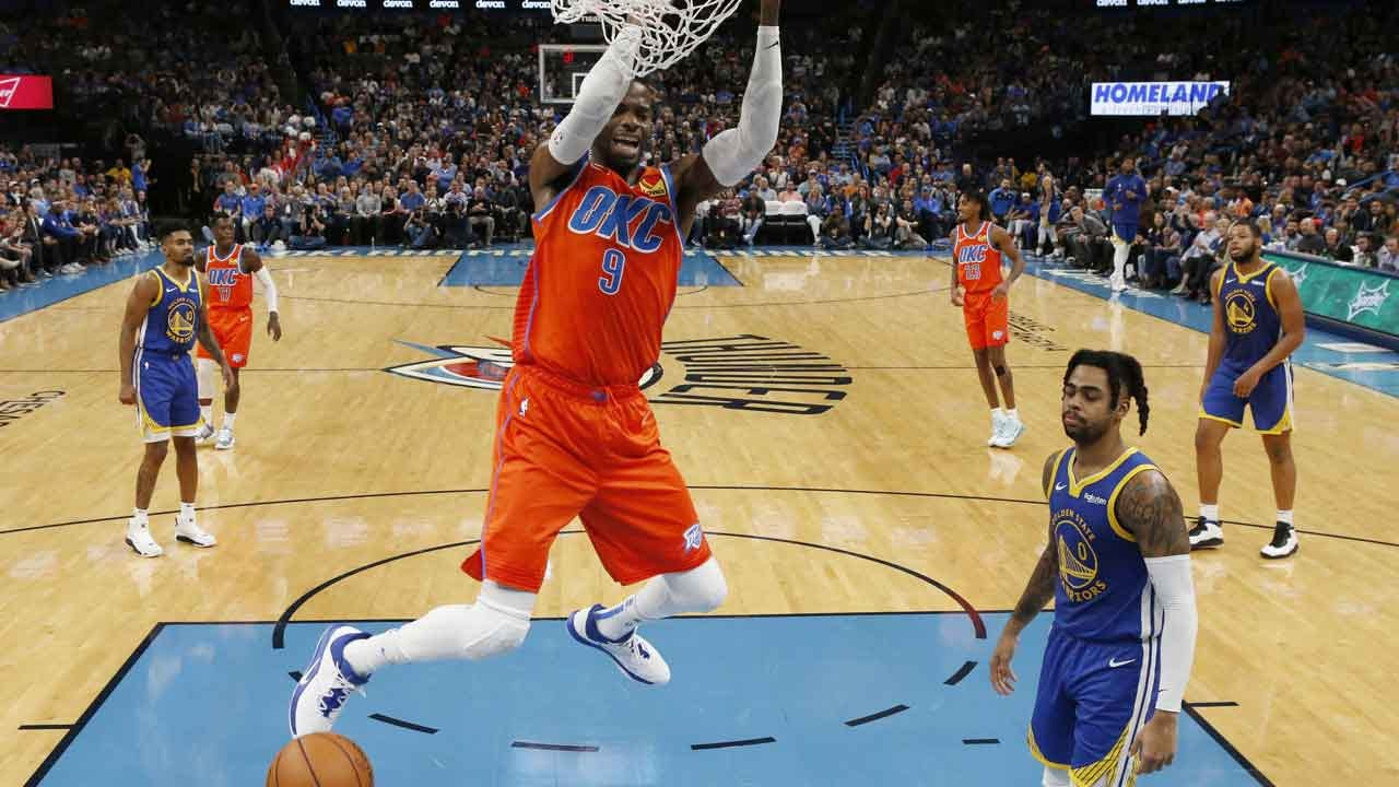 Thunder Reporter Steve McGehee With A Recap Of Thunder's Win Over The Warriors
