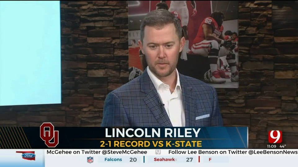 Lincoln Riley On The Controversial Onside Kick In Loss To Kansas State