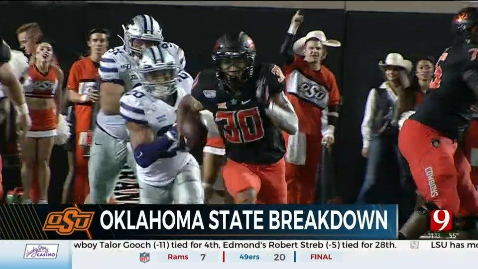 OSU Bye Week Breakdown