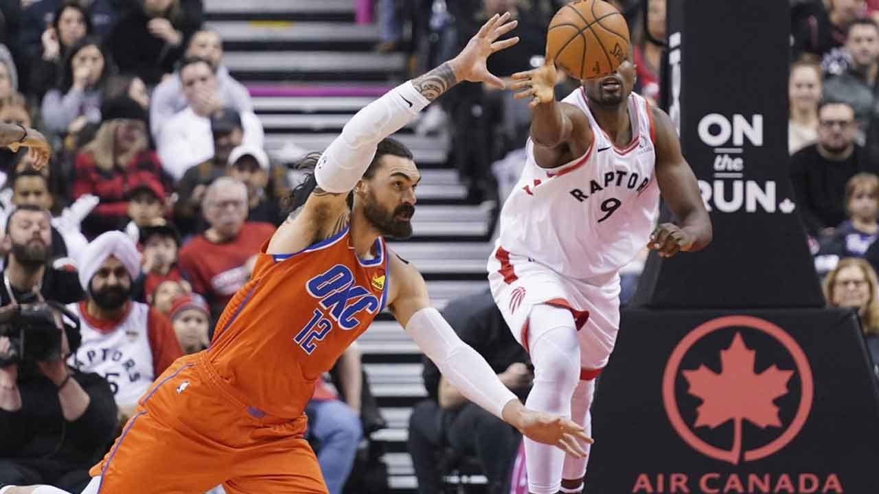 Thunder Reporter Steve McGehee Recaps Thunder/Raptors Game From Toronto