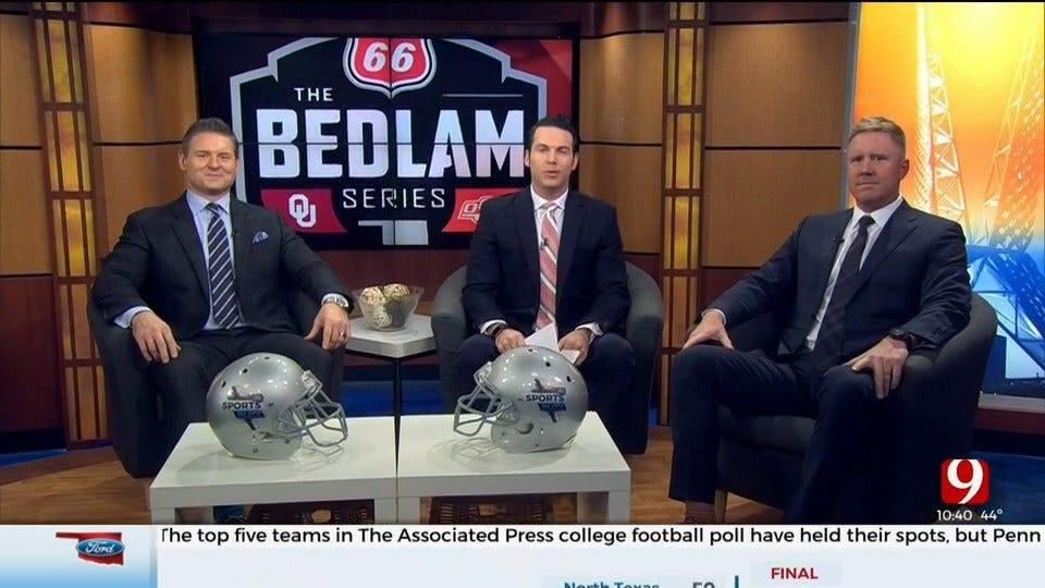 Bedlam Buddies: Dusty Dvoracek, Brandon Weeden Give Bedlam Preview