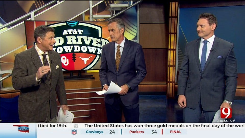 A Look Ahead: OU/TX Red River Rivalry Matchup
