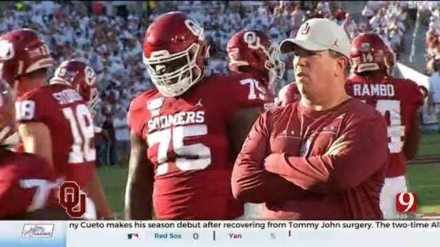 Dean And Dusty Talk Sooners, Preview Of Matchup Against Texas Tech