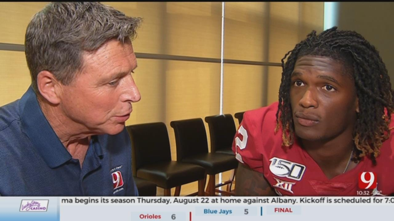 Dean Blevins' 1-On-1 With CeeDee Lamb