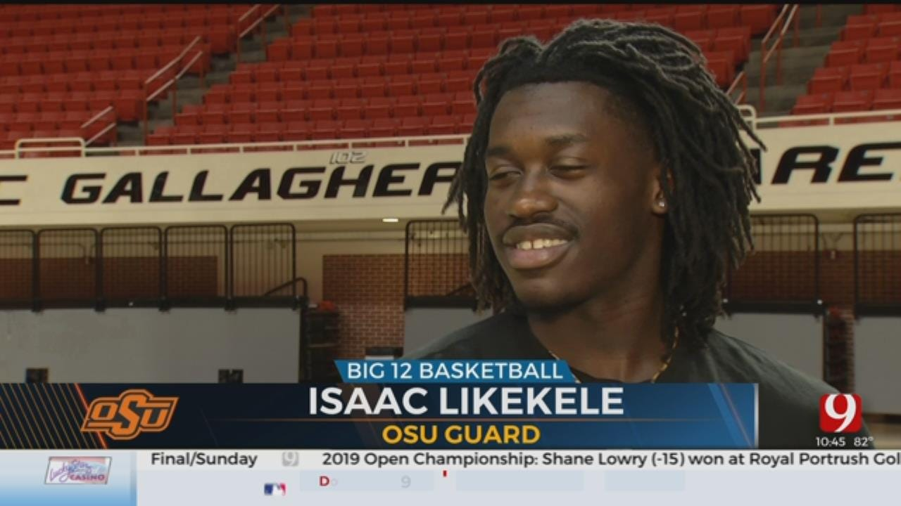 OSU's Isaac Likekele Reflects On His FIBA World Cup Run