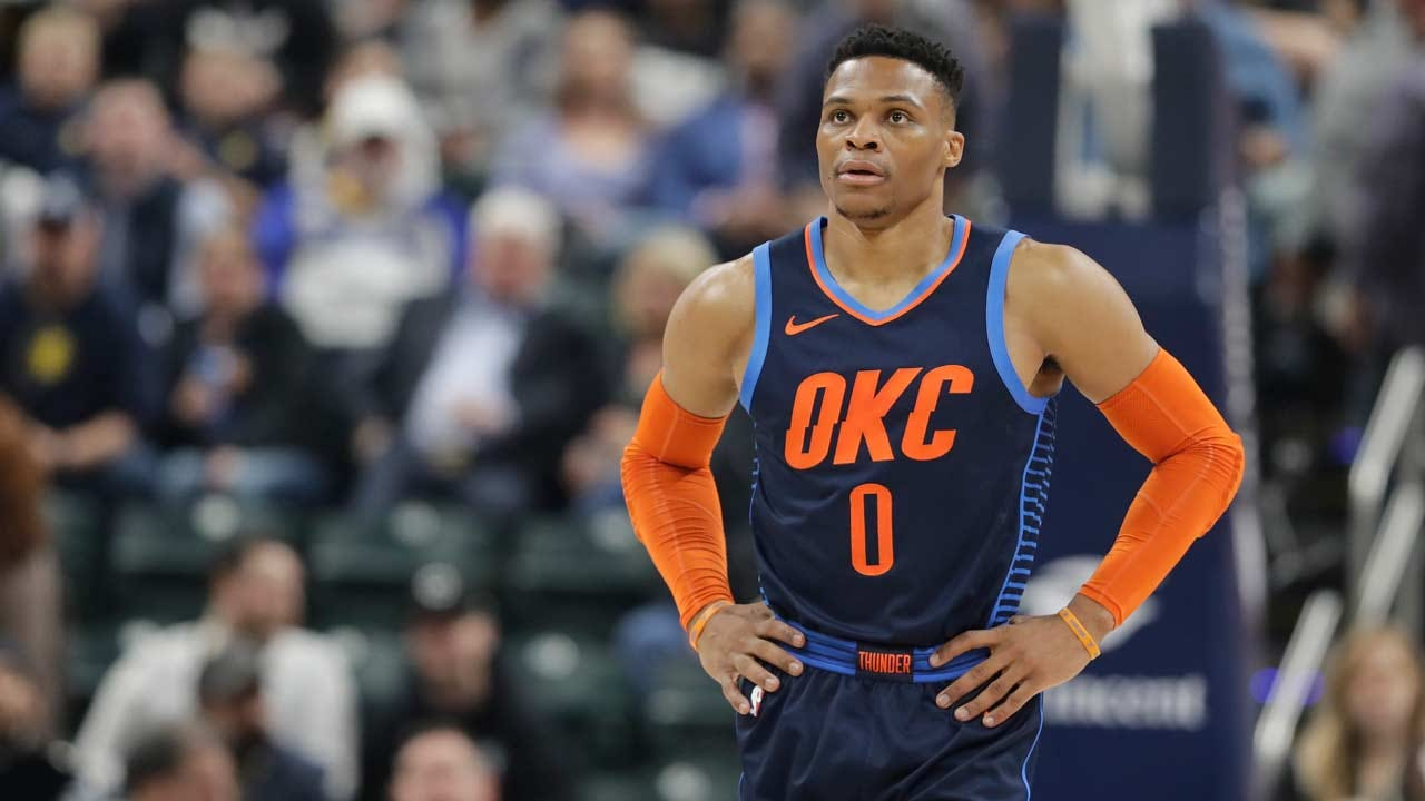 Thunder Trades Russell Westbrook To The Rockets