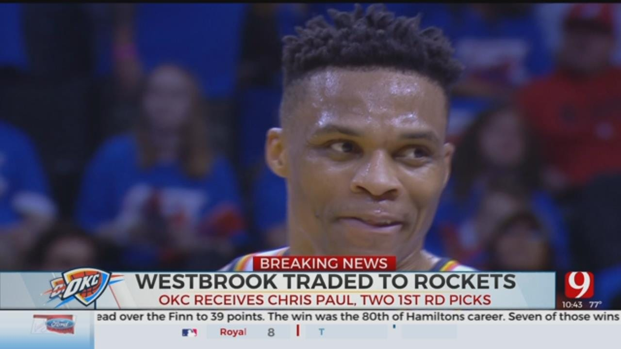 Looking Back On Russell Westbrook's 11-Year Thunder Career