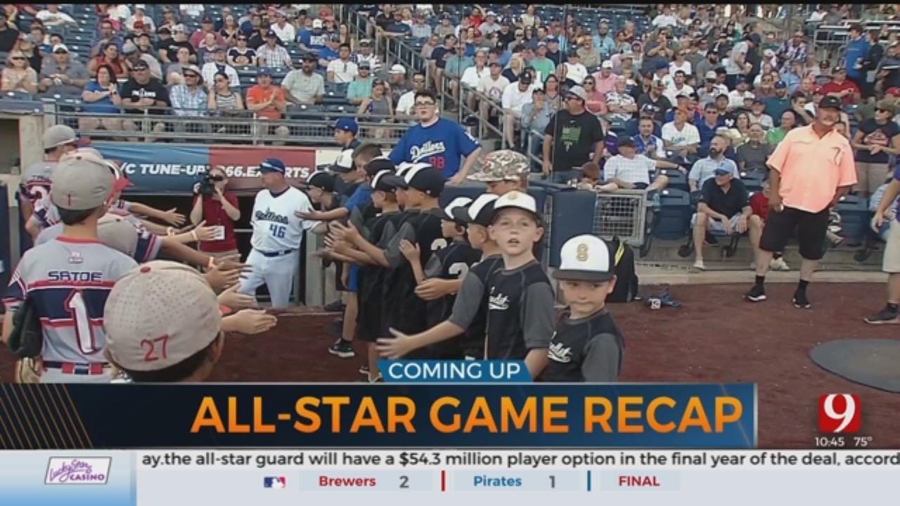 Texas League All-Star Game Roundup