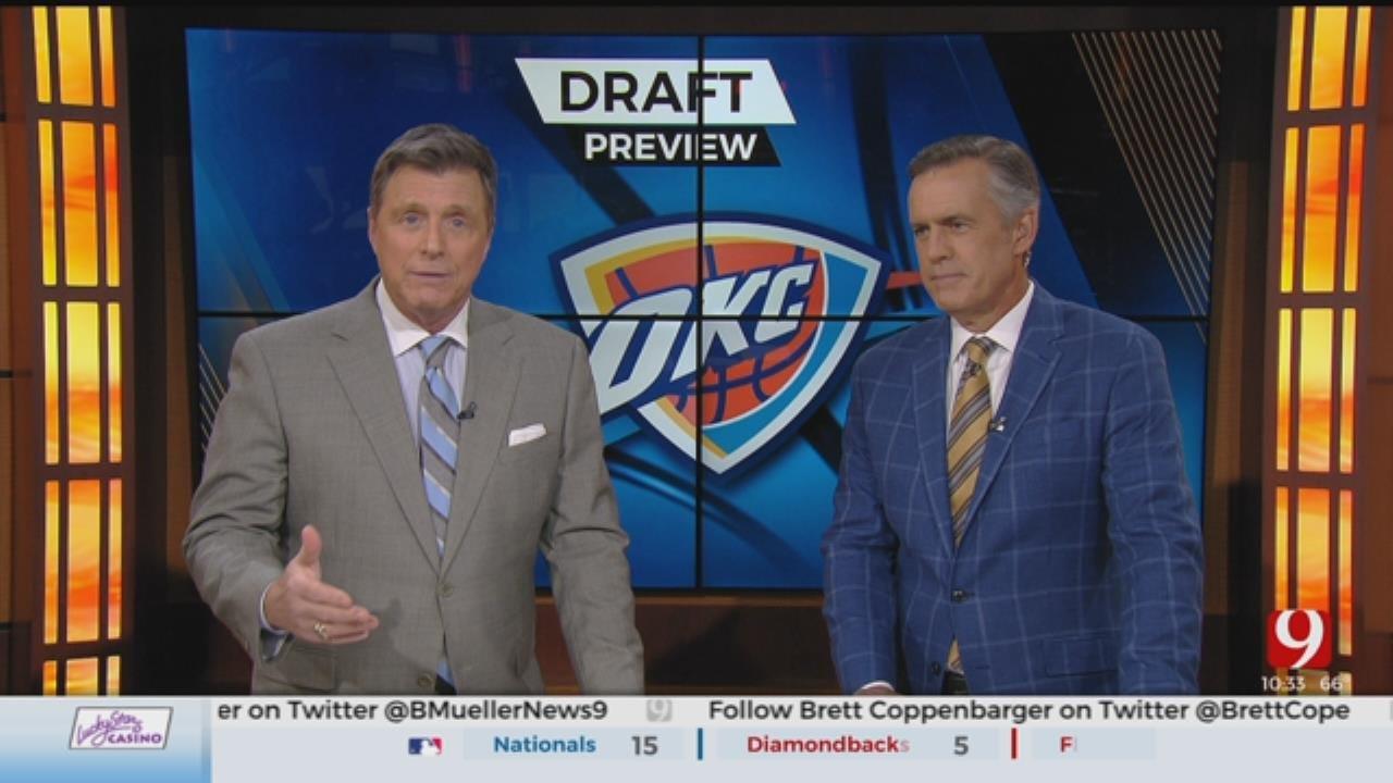 Oklahoma City Thunder Draft Preview