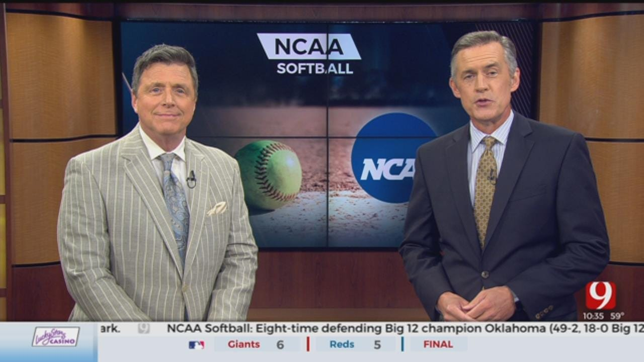 NCAA Softball Regionals: Sooners, Cowgirls And Golden Hurricane All Still Playing